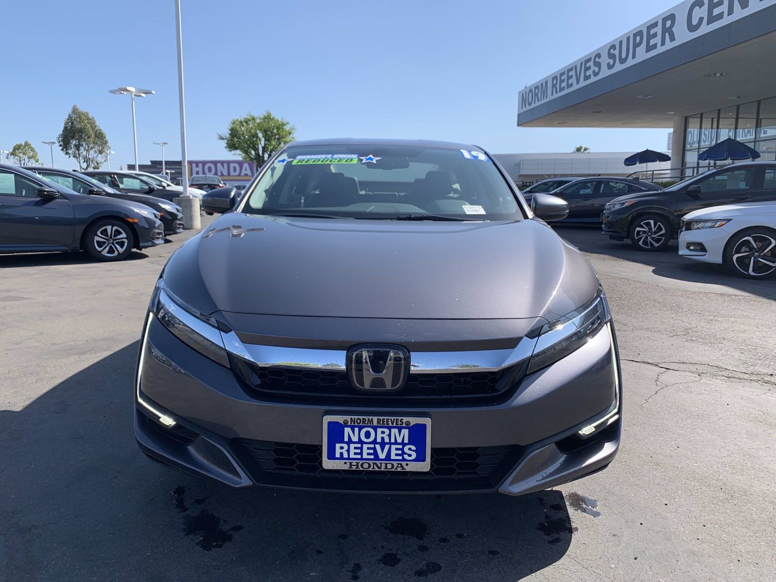 Pre-Owned 2019 Honda Clarity Plug-In Hybrid