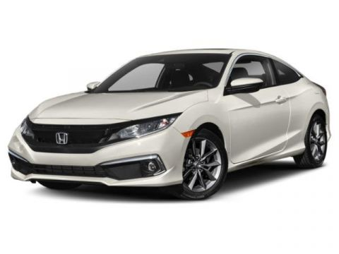 New 2019 Honda Civic Coupe EX